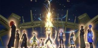 Novo vídeo promocional de Kingdom Hearts: Melody of Memory