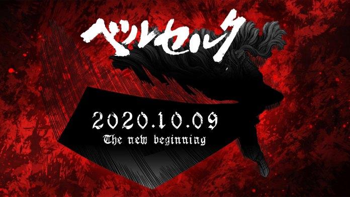 """Berserk vai ter """"grade anúncio"""" dia 9 de Outubro"""