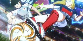 Captain Tsubasa: Rise of New Champions já vendeu 500 mil cópias