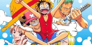 Criador de One Piece espera lançar o capítulo 1000 antes do final do ano