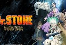 Dr. Stone 2 em Portugal e Brasil pela Crunchyroll em Janeiro 2021