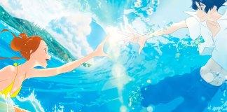 Filme anime Ride Your Wave em Portugal