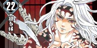 Kimetsu no Yaiba será o 8º grande mangá da Jump