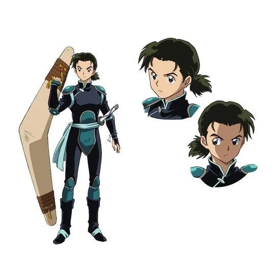 Takehiro Urao como Hisui