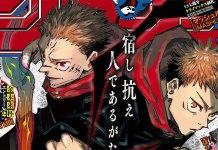 Mangá Jujutsu Kaisen com 8.5 milhões de cópias
