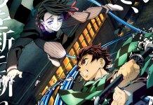 Quem for ao cinema ver Kimetsu no Yaiba: Infinity Train vai ter direito a novo mangá