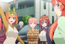 Teaser trailer de The Quintessential Quintuplets 2