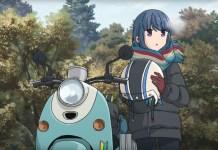 Teaser trailer de Yurucamp 2