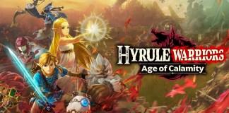 Trailer de Hyrule Warriors: Age of Calamity!