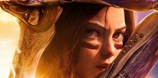 Novo poster celebra regresso de Alita: Battle Angel aos cinemas