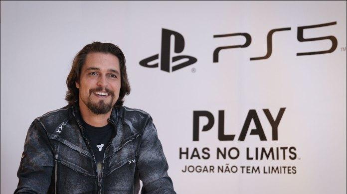 Diogo Morgado publicidade Playstation 5