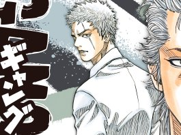 Gang King termina no volume 37