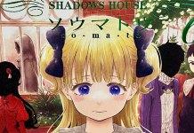 Mangá Shadows House vai ser adaptado para série anime