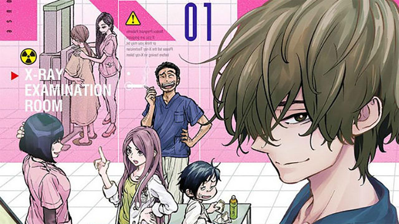 Radiation House Manga Obtém 2º Live-Action Series