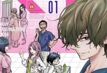 Mangá Radiation House regressa a 4 de novembro