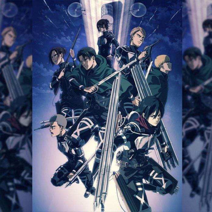 Revelada a razão pela qual Attack on Titan 4 mudou de estúdio