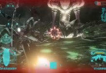 Screenshot gameplay Project Mikhail
