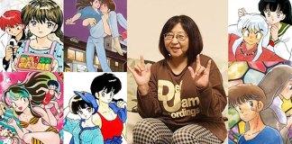 Autora de Ranma 1/2 e Inuyasha recebe medalha do Japão com fita roxa