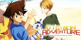 Digimon Adventure Last Evolution Kizuna sucesso china