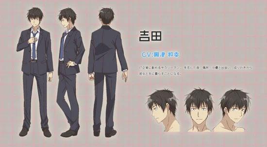 Kazuyuki Okitsu como Yoshida