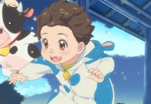 2º episódio do anime da Hokuren Federation of Agricultural Cooperatives