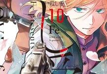 Anunciada adaptação para série anime de Love of Kill