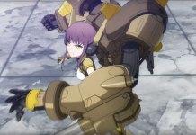 Novo trailer da série anime Soukou Musume Senki destaca Kyoka