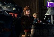 Nova temporada de Dragões: em Busca do Desconhecido no BIGGS