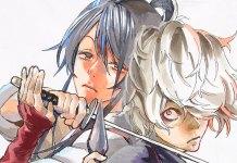 Anunciada série anime de Hell's Paradise: Jigokuraku