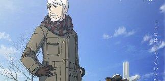 Imagem promocional do 3º episódio de Laid-Back Camp 2