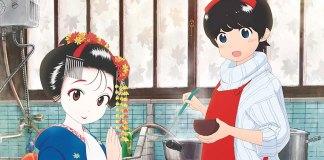 Maiko-san Chi no Makanai-san já tem data de estreia