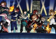 My Hero Academia 5 visual