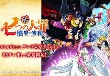 Nanatsu no Taizai 4 vai ter 24 episódios