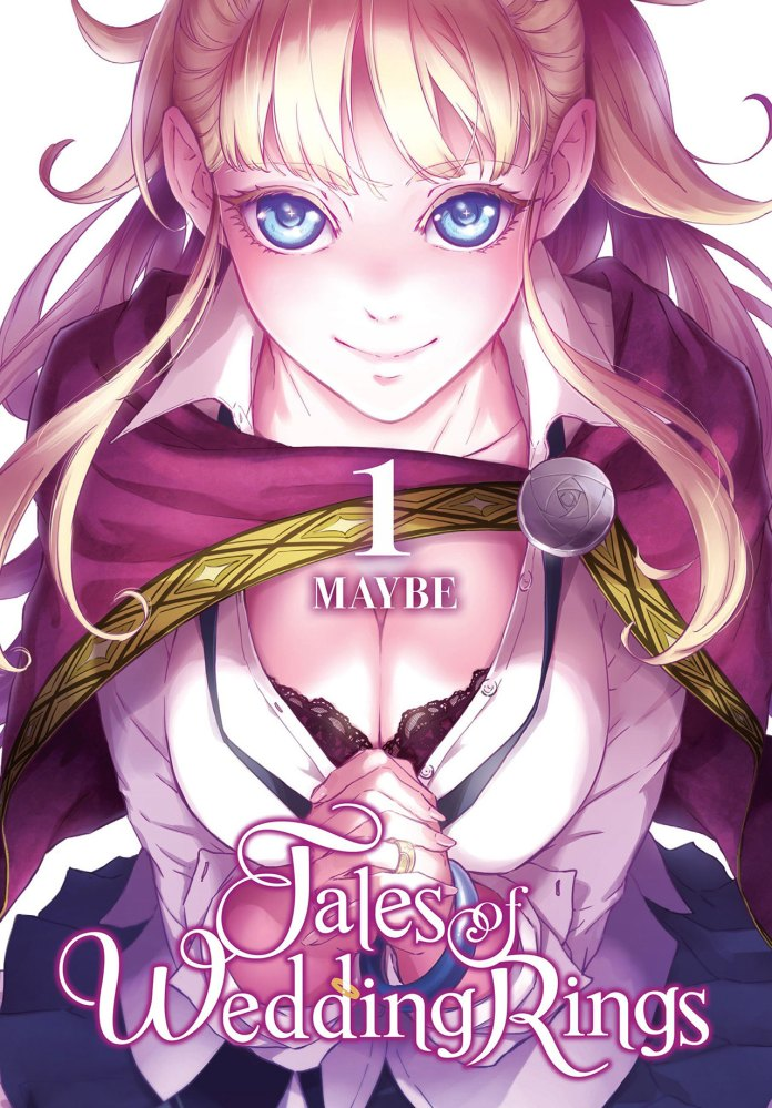 Tales of Wedding Rings volume 1 cover