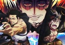 Série anime de Black Clover termina a 30 de março