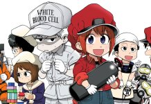 Cells at Work! Baby vol 1 teaser