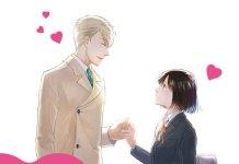Koi to Yobu ni wa Kimochi Warui vol 8 teaser cover