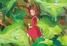 O Mundo Secreto de Arrietty wallpaper