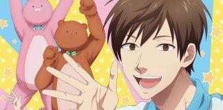 Série anime Uramichi Oniisan vai estrear em julho 2021