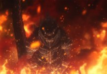 3º trailer de Godzilla Singular Point