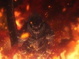 3º trailer de Godzilla Singular Point