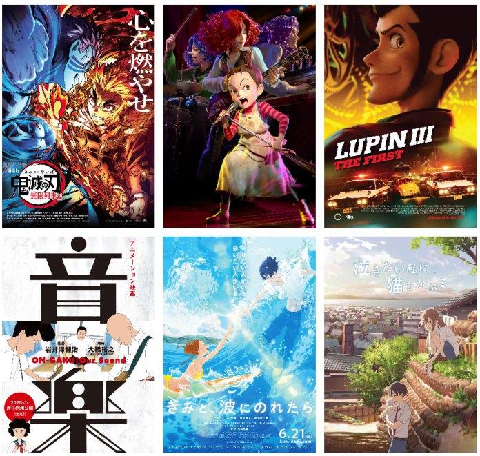 6 filmes anime em consideração oscars 2021 (1)