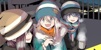 Primeiro DVD/BD de Yuru Camp 2 vendeu 5,8 mil cópias na 1ª semana