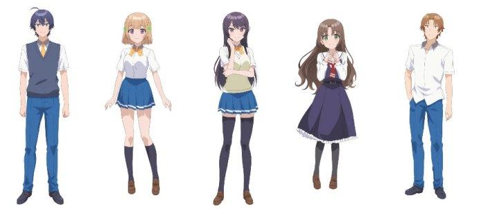 Design personagens OsaMake