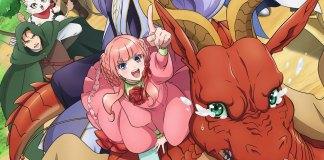 Dragon Goes House-Hunting new teaser key visual