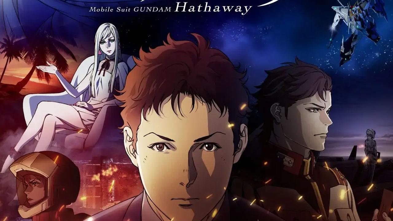 Gundam: Hathaway Anime' Remarcado para 11 de junho