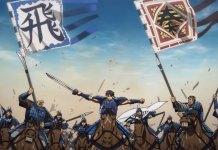 Kingdom 3 fight screenshot
