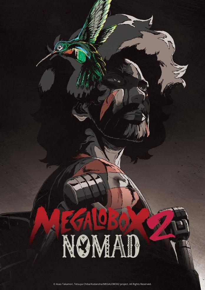 Megalobox 2 Nomad poster