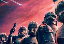 Poster de Star Wars: The Bad Batch