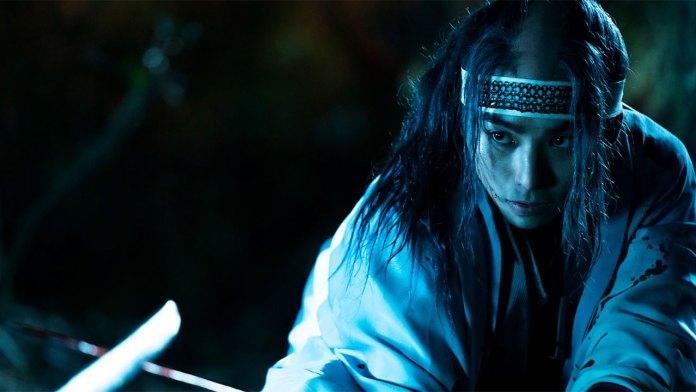 Nijirō Murakami como Okita Sōji